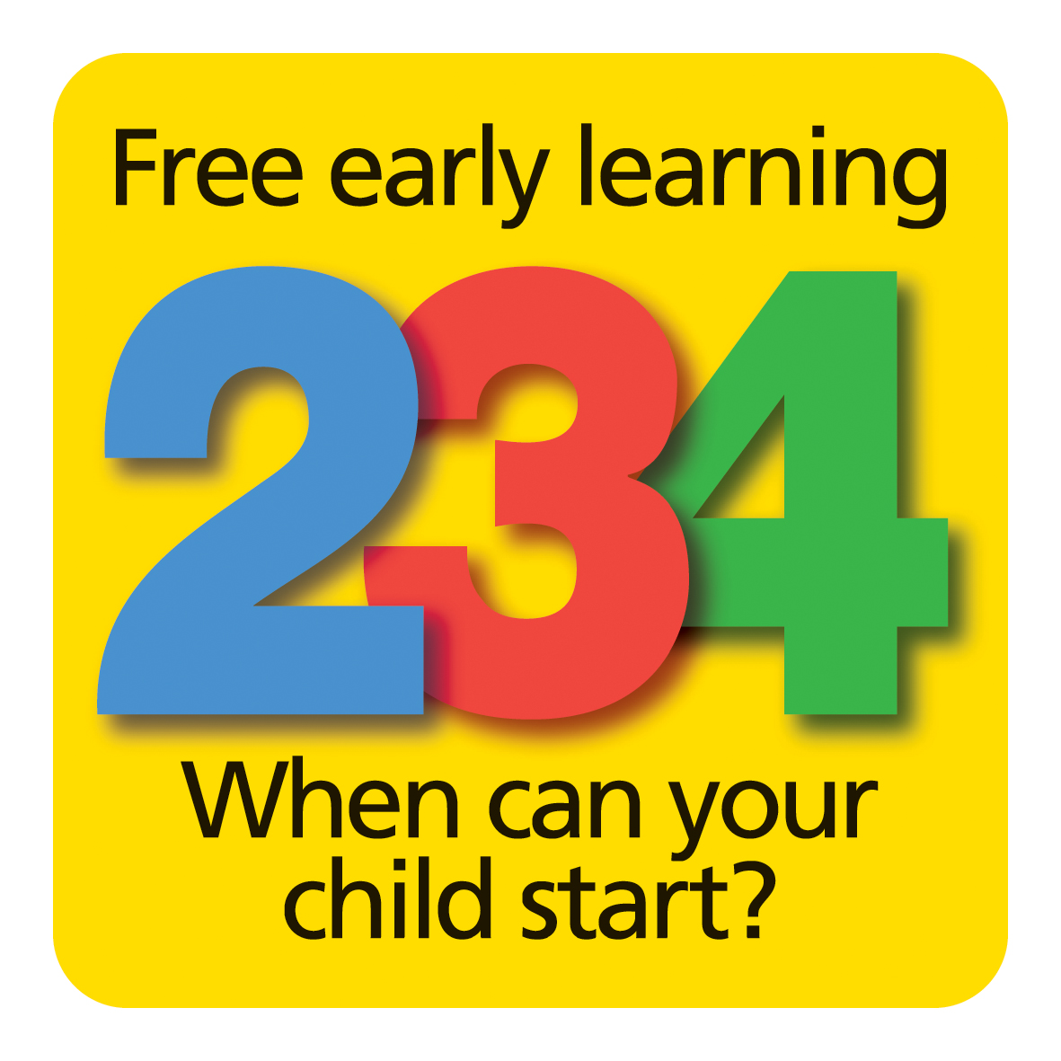 Walsall Fis Free Early Years Places For