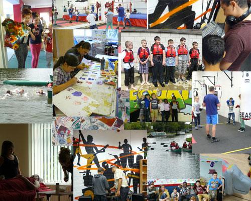 Last year summer activities